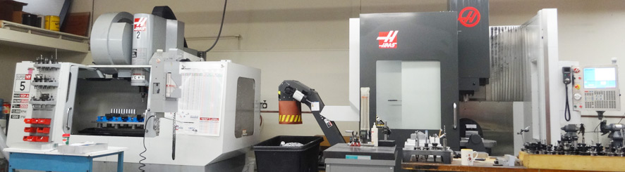 5 axis machine shop