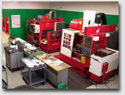 Our cnc machine shop