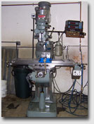 Bridgeport Milling Machine<